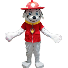 2016 Air Rescue Marshall Mascot Character Costume Marshall Dog Cosplay Outfits Adult Size - S