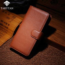 Buy TaryTan Flip PU Litchi Leather Phone Cases Doogee Shoot 2 Shoot2 5.0 inch Covers Card Holder Back Bags Shell Skin for $3.48 in AliExpress store