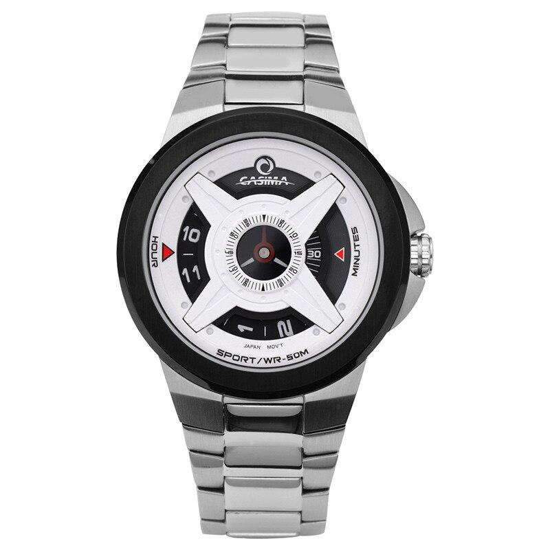 Elegant Luxury brand watches men Fashion sport casual Racing table quartz wrist watch relojes hombre waterproof 50mCASIMA #8208<br><br>Aliexpress