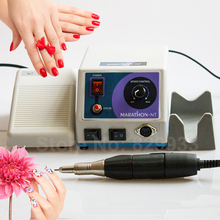 Dental Lab, Hobby, Nail Art, Chiropody Podiatry Manicure, Jewelry & Industry Micromotor Polishing Grinder MARATHON N7 + AGD 102(China)