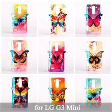 Buy LG G3 S Beat / G3 Mini Case 3D Luxury Cartoon Blue Light Butterfly Soft Silicone Case Mobile Cell Phone Cases Back Cover for $2.95 in AliExpress store