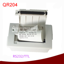 QR204 58mm Super Mini Embedded Low-Noise Receipt Thermal Printer Optional USB RS-232/TTL Port Different Printer 5V-9V DC 12V