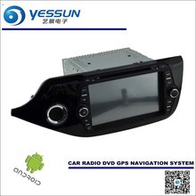 For KIA Ceed 2012~2017 - Car Android Navigation System Radio Stereo CD DVD Player GPS Navi BT HD Screen Multimedia