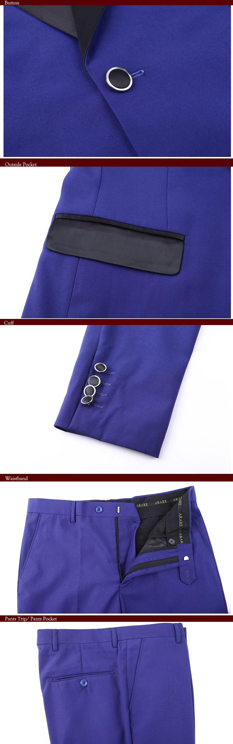 HTB1Db0vaPgy uJjSZKzq6z jXXaB - Men Wedding Dress Suits 2017 Latest 5 piece Groom Wedding Suit Set Slim Fit Round Collar Prom Party Black-tie Dress
