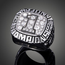Championship rings Imitation Paved NCAA 1996 University of Florida Gators Football Team Replica Super Bowl Rings J02111