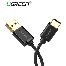 Ugreen USB C Cable Fast Type-C to USB A Charger Data Cable for Samsung Note 8/S8 Nexus 6P 5X LGV20 Nintendo Switch Charging Cord(China)
