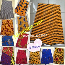 Hot Sale Nigerian super wax hollandais african hollandais real dutch wax veritable wax hollandais for patchwork sewing
