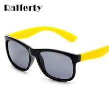 Ralferty Infant Baby Kids gafas de sol polarizadas niño seguridad  revestimiento gafas Polaroid gafas de sol moda TR90 oculos 814 2edc807ba8