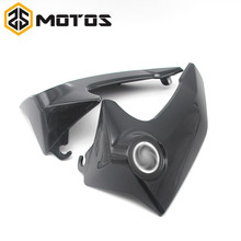 ZS MOTOS Black Red Blue Motorcycle Side Cover Fairing Used For Yamaha FZ 16 FZ16 Motorbike 2 Pieces / Lot(China)