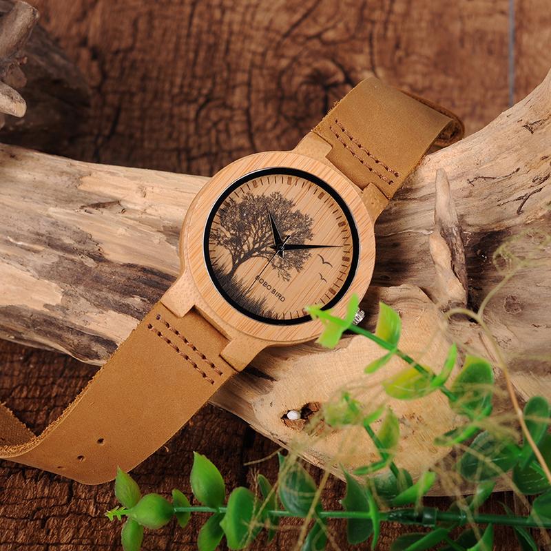 wooden men wrist watches for men bobo bird (45)