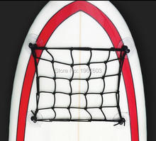 Super Suction Cargo Net stretchy bungee net Perfect for Kayaks and Stand-up Paddle Boards(China)