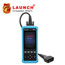 2017 New Launch DIY Scanner CReader 8021 Full OBD2 Scanner/Scan Tool Diagnostic OBD+ABS+SRS+Oil+EPB+BMS+SAS+DPF CR8021