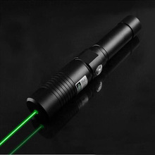High Power 532nm Green Laser Pointer 10000mW Laser Pointer Burning match,pop balloon With Safty Keys Free Shipping