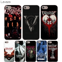 Lavaza Bullet For My Valentine Cover Case for iPhone X 10 8 7 Plus 6 6S Plus 5 5S SE 5C 4 4S Cases