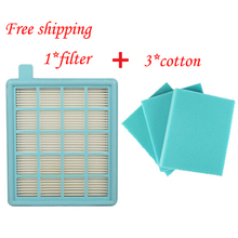 Buy 4pcs/lotFilter Mesh HEPA FILTER BUFFALO-MISTRAL fit Philips Vacuum Cleaner FC8470 FC8471 FC8472 FC8473 FC8474 FC8476 FC8477 for $13.99 in AliExpress store