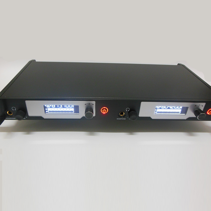 4 Receivers Twin transmitter Monitoring Professional Wireless In Ear Monitor System Updated SR2050 IEM G3 Stage feedback System