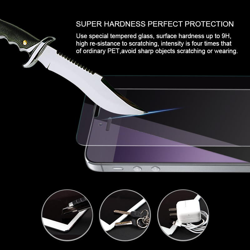 iPhone 5 5S SE 5C Tempered Glass (2)
