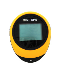 Popular Mini GPS Receiver Navigation Location Finder USB Rechargeable with Compass For Outdoor Sport Travel