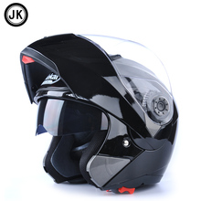 Genuine JIEKAI 105 motorcycle helmets full face driving Cycling motocross helmet casco capacete casque Size:M, L, XL,XXL