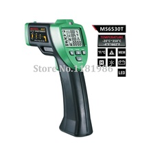 Buy MASTECH MS6530T 12:1 Digital Non-contact Infrared Thermometer Tester IR Laser Temperature Gun Meter Thermostat Range -20C~350C for $64.17 in AliExpress store