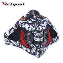 VICTGOAL Windproof Cycling Mask Winter Anti-Dust Mouth-Muffle Mask Running Skiing Anti-Pollution Masks Bicycle Face Mask M1701(China)