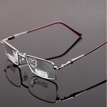 Ultralight Full Metal Frame High Quality Reading Glasses Women Men Resin Anti-radiation Aspheric Presbyopic Eyeglasses 1.5  3.0