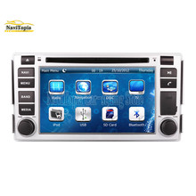 NAVITOPIA Car DVD Multimedia Player For Hyundai Santa FE 2006 2007 2008 2009 2010 2011 2012 GPS Navigation Car PC Tablet Radio(China)