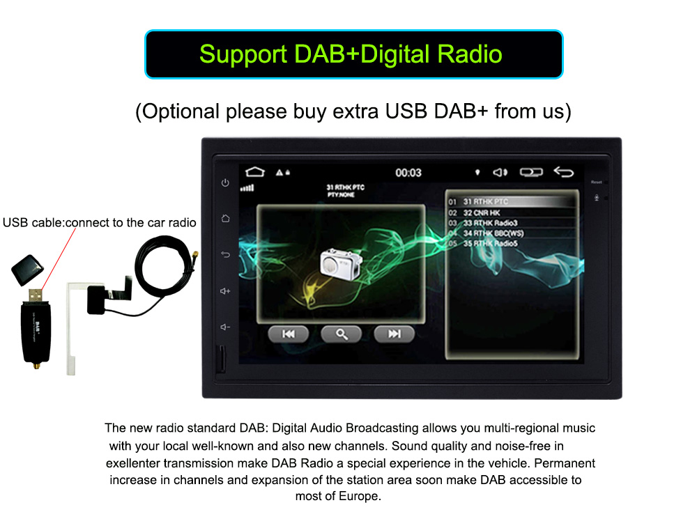 4G SIM LTE Network Ownice C500 Octa 8 Core Android 6.0 2G RAM 2 Din Car DVD GPS Navi Radio Player For VW Skoda Octavia 2 tv