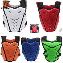 POSSBAY Motorcycle Jackets Outdoor Sports Racing MX Motocross Toddler Kid Body Armour Off Road Gear Protection Cafe Racer ATV(China)