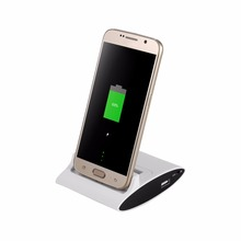 Dual Sync Battery Charger Cradle OTG Dock Station Stand For Samsung Galaxy S4 i9500(China)
