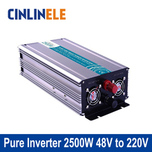 Smart Series Pure Sine Wave Inverter 2500W CLP2500A-482 DC 48V to AC 220V 2500W Surge Power 5000W Power Inverter 48V 220V