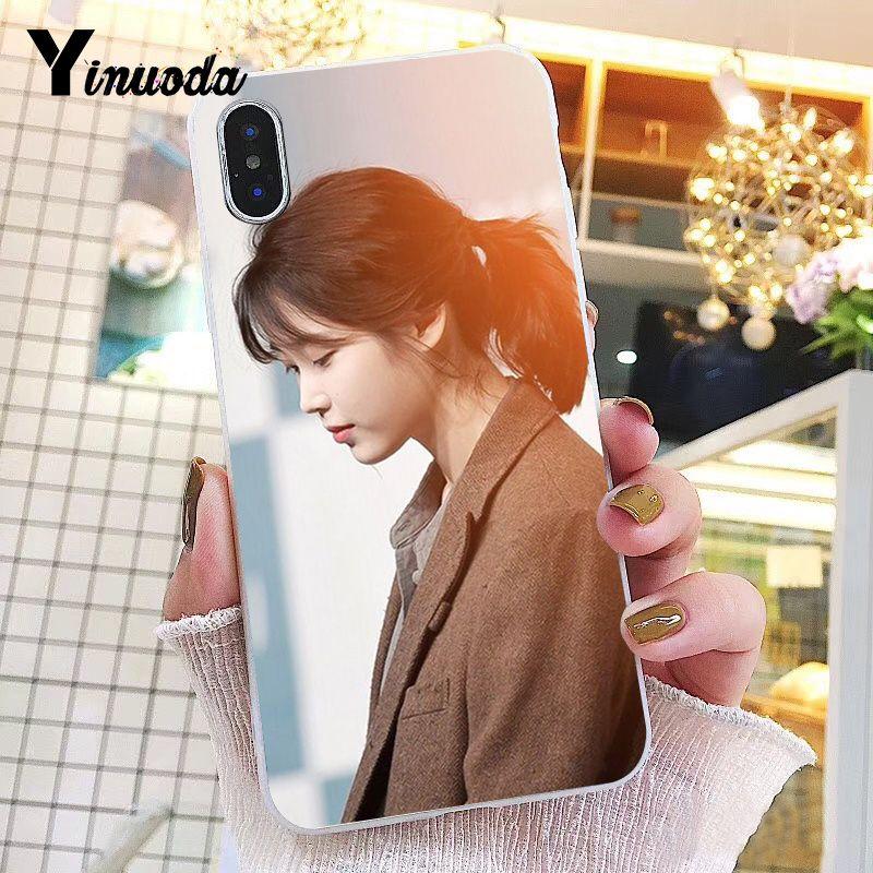 Korean female star Lee Ji Eun IU