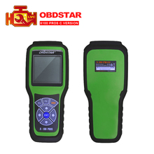 OBDSTAR X-100 ProS OBD2 Auto Key programmer  C model + eeprom security code reader same x200 function obd2 diagnostic tool