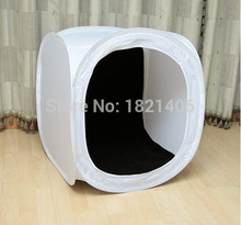 "16"" 40*40cm 31"" 80*80cm Cube Photo Studio Light Tent Softbox + 4 Backdrops for Product Photography"