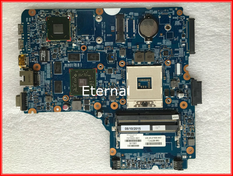721522-001 721522-501 721522-601 For HP 440 450 470 Notebook motherboard 8750M 2GB discrete graphics fully tested<br><br>Aliexpress