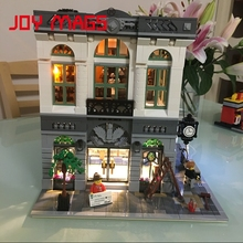 JOY MAGS LED USB Building Block Accessory Toy Compatible with Lego Creator