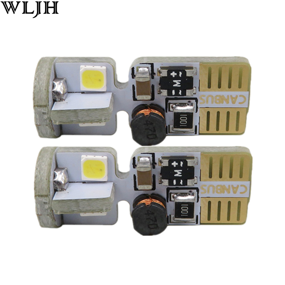 2x 9V - 30V Canbus T10 3030 Chip 6 SMD W5W Led Car Auto External Number License Light Bulb Sidelight Clearance Lamp 2yr Warranty<br><br>Aliexpress