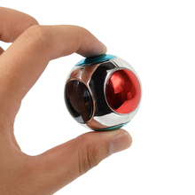 Anti Stress Football  Finger Spinner Toys Funny  Office Fidget Toys Colorful Stress Ball Finger Spinner Gifts For Men