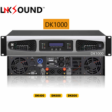 DK1000 1000w amplifiers with audio processor church amplifiers 1800w at 4ohm professional high power amplifier line array amps
