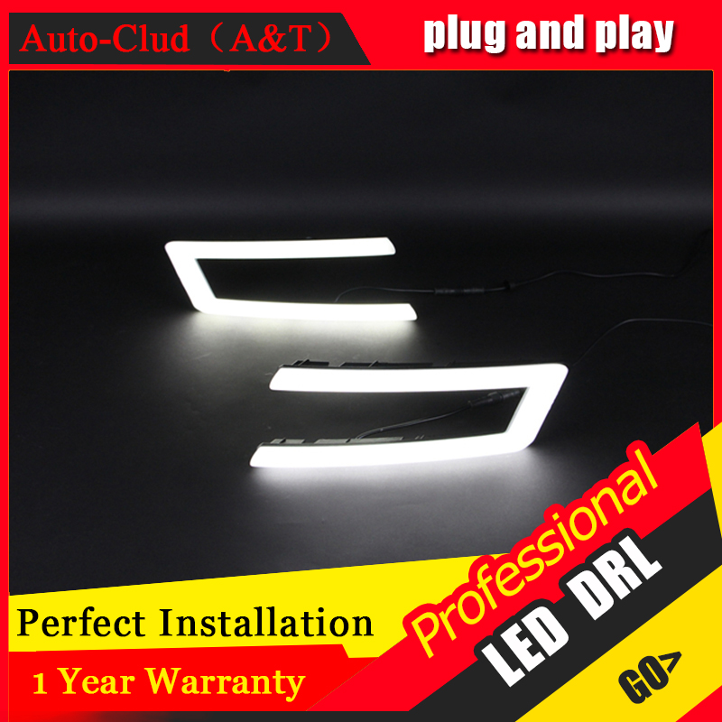 Auto Clud car styling For VW Lavida LED DRL For Lavida led fog lamps daytime running light High brightness guide LED DRL without<br><br>Aliexpress