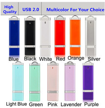 High Quality Device USB 2.0 Flash Drives 64GB Pendrive 32GB 16GB 8GB Multitul Pen Driver Personalized Clef USB Flash Jump Drives