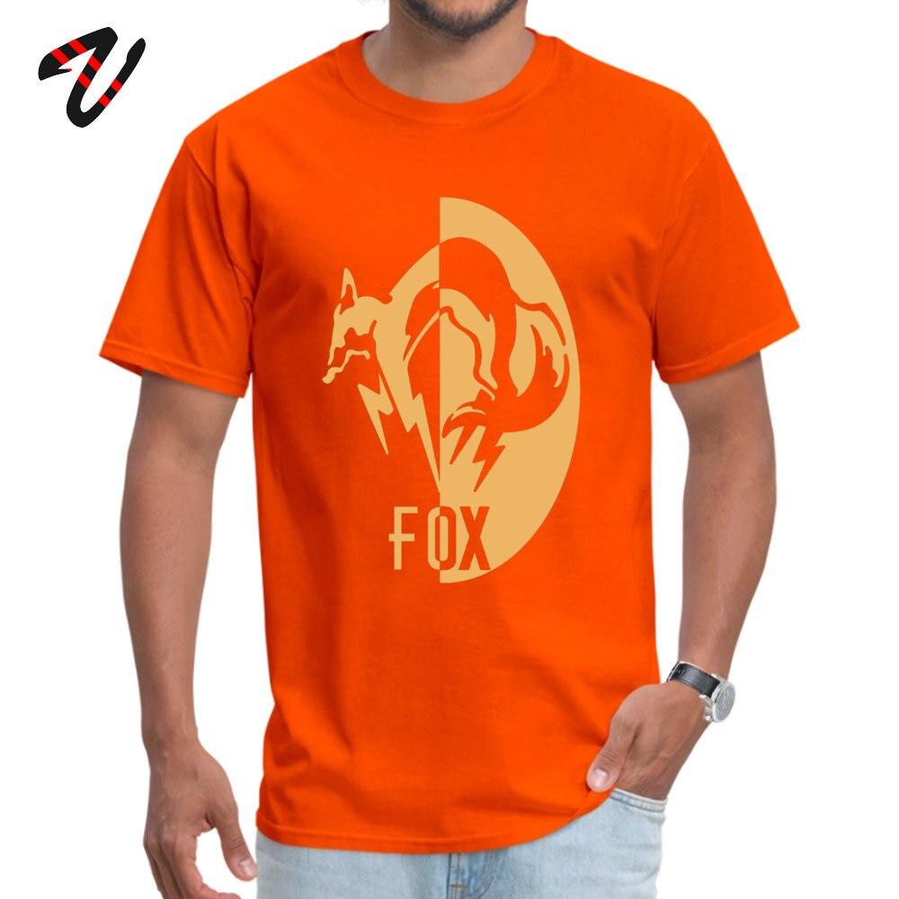 Boy Designer Party Tops Shirts Crew Neck Summer Cotton Tshirts Casual Short Sleeve FoxHound logo T-Shirt Drop Shipping FoxHound logo 2255 orange