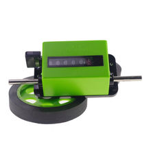 Mechanical Length Counter Yards Counter Rolling Wheel Drive Ratio:1:3(China)