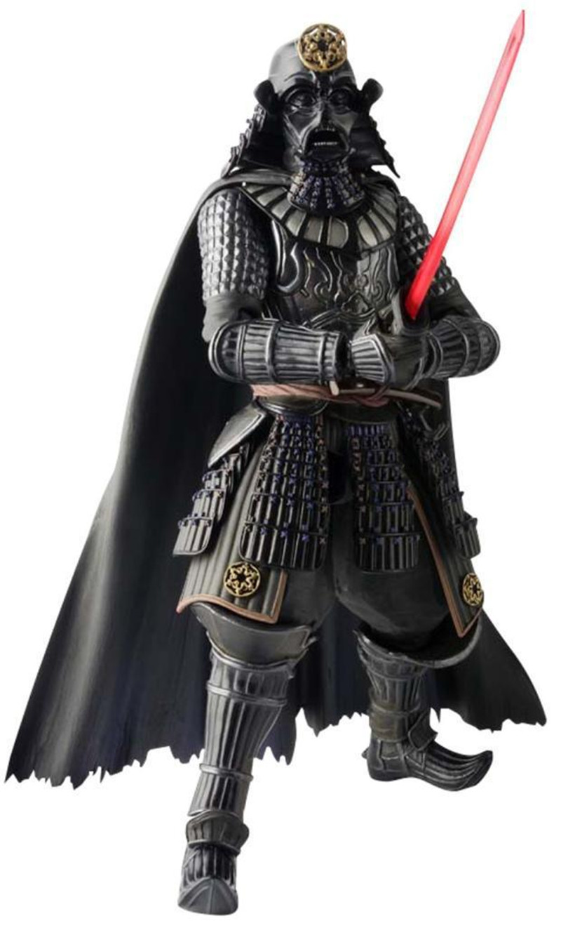 WVW 18CM Movie Hero Star Master Yoda Darth Vader DV Famous Play Arts Model PVC Toy Action Figure Decoration For Collection Gift<br>