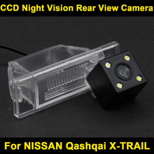 Rear view BackUp Reverse Parking Camera for Nissan Qashqai X Trail X-Trail 2008 2010 2011 2012 Peugeot 307 Hatchback 307CC Car