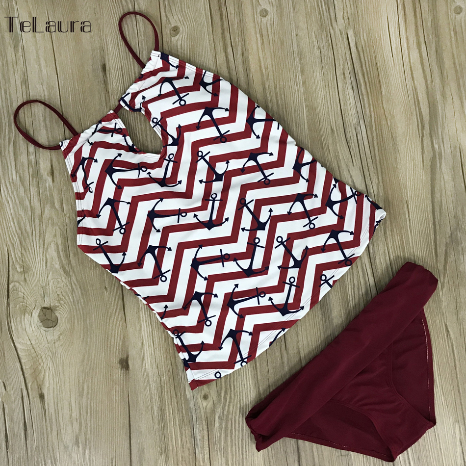 Sexy Bikinis Women's Swimwear Brazilian Bikini Tankini Biquini High Waist Swimsuit Two Pieces Bathing Suit Summer Beach Wear 19