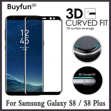Buy S8 glas Samsung Galaxy 8 plus covers 9H 3D Full Screen Protector Tempered glass Samsung Galaxy S8 S 8 plus S8+ Film Case for $3.46 in AliExpress store