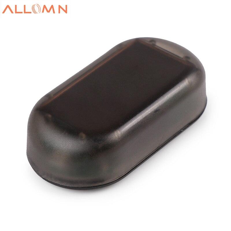 Simulate Solar Car Alarm LED Light Imitation Security System Warning Theft Flash Blinking Lamp <br><br>Aliexpress