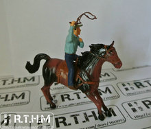 Free Shipping Classic Toys Cowboy Figure Horse Toy