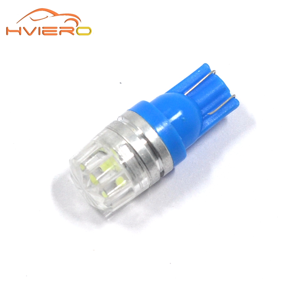 Hviero  T10 5050 194 168 w5w T10 Led Parking Bulb Auto Wedge Clearance Lamp